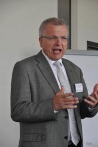 Gastvortrag: Prof. Dr. M. Schwaninger