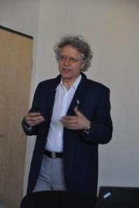 Gastvortrag: Prof. Dr. D. Fabricius