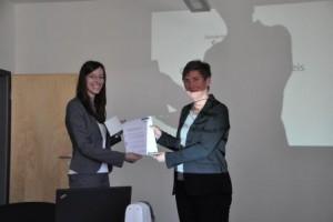 GvK-Preis: Dr. Nicole Zimmermann