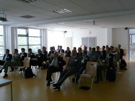 Die Teilnehmenden folgten gespannt den Vorträgen