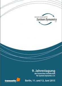 DGSD Jahrestagung Programm - Deckblatt