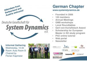 GermanChapter ePoster ISDC 2016